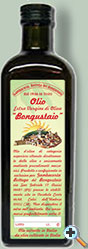 extra virgin olive oil of superior category,